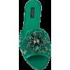 D&G lace sandals - Sandals -
