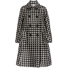 DICE KAYEK houndstooth coat - Jacket - coats -