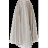 DICE KAYEK neutral metallic skirt - Gonne -