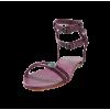 DIESEL sandale - Sandals - 680.00€  ~ $791.72