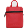 DIESEL ERACLEA Compact leather backpack - Mochilas -
