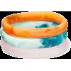 DINOSAUR DESIGNS Wishbone set of three r - Bracelets -