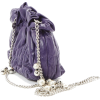 DIOR purple bag - Torbice -