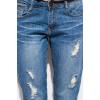 DISTRESSED BOYFRIEND JEANS - Jeans - $45.00