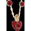 DOLCE & GABBANA, pendant necklace - Collares -