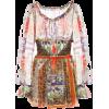 DOLCE & GABBANA Printed silk chiffon blo - 長袖シャツ・ブラウス - 995.00€  ~ ¥130,385