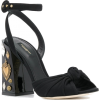 DOLCE & GABBANA heart motif sandals 829  - Uncategorized -