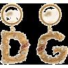 DOLCE & GABANNA - Earrings -