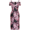 DOLCE & GABBANA Brocade sheath dress - Dresses -