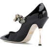 DOLCE & GABBANA Cardinale Mary Jane pump - 经典鞋 -