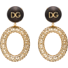 DOLCE & GABBANA 'Catena' hoops - Earrings -