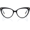 DOLCE & GABBANA Cat-eye glasses - Eyeglasses -