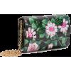 DOLCE & GABBANA  DAUPHINE CALFSKIN MINIB - Poštarske torbe -
