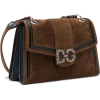 DOLCE & GABBANA DG AMORE BAG IN MIXED MA - Poštarske torbe -