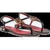 DOLCE & GABBANA DG AMORE THONG SANDALS I - Sandals - 860.00€  ~ $1,001.30