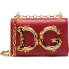 DOLCE & GABBANA  DG GIRLS MICRO BAG IN P - Mensageiro bolsas -