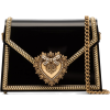 DOLCE & GABBANA Devotion minaudiere bag - 手提包 -