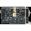 DOLCE & GABBANA Dolce Box clutch 1,450 € - 女士无带提包 -