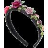 DOLCE & GABBANA Embellished headband - Other jewelry - $1,375.00  ~ 1,180.97€