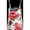 DOLCE & GABBANA Floral-printed crêpe de  - T-shirts -