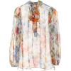 DOLCE & GABBANA Floral-printed silk chif - Camicie (lunghe) - 695,00kn  ~ 93.97€