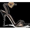 DOLCE & GABBANA Keira crystal-embellishe - Sandale -