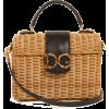 DOLCE & GABBANA  Logo-embellished natura - Hand bag -