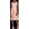 DOLCE & GABBANA Metallic floral-jacquard - sukienki -