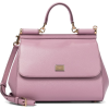 DOLCE & GABBANA Miss Sicily Medium leath - Hand bag -