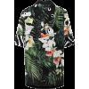 DOLCE & GABBANA Printed silk blouse - Camisas -
