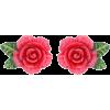 DOLCE & GABBANA Rose clip-on earrings - Naušnice - 235.00€  ~ 1.738,13kn