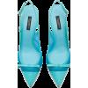 DOLCE & GABBANA SLING BACK SHOES IN IGUA - Klasyczne buty -