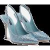 DOLCE & GABBANA SLING BACKS IN SATIN AND - Klassische Schuhe - 1,150.00€
