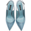 DOLCE & GABBANA SLING BACKS IN SATIN AND - Classic shoes & Pumps - 1,150.00€  ~ $1,338.95
