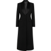 DOLCE & GABBANASatin-trimmed wool-blend - Giacce e capotti -