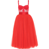 DOLCE & GABBANA Tulle dress - sukienki -