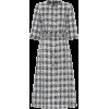 DOLCE & GABBANA Tweed midi dress - Obleke -