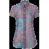 DOLCE & GABBANA VINTAGE geometric patter - Camisa - curtas - $214.00  ~ 183.80€