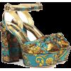 DOLCE & GABBANA - Klasični čevlji - 486.00€