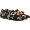 DOLCE & GABBANA - scarpe di baletto - 486.00€