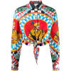 DOLCE & GABBANA - Long sleeves shirts -