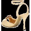 DOLCE & GABBANA - Sandale -