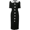 DOLCE & GABBANA angel button dress 2,750 - Dresses -