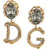 DOLCE & GABBANA clip-on earrings - Earrings -