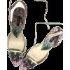 DOLCE GABBANA cloth ballet flats - Flats -