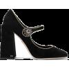 DOLCE GABBANA crystal embellished pump - Classic shoes & Pumps -