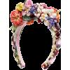 DOLCE & GABBANA embellished floral headb - Шляпы -