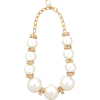 DOLCE GABBANA faux-pearl necklace - Collane -