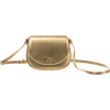 DOLCE GABBANA gold embellished bag - Torbice -