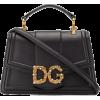 DOLCE & GABBANA logo-embellished tote ba - Hand bag -
